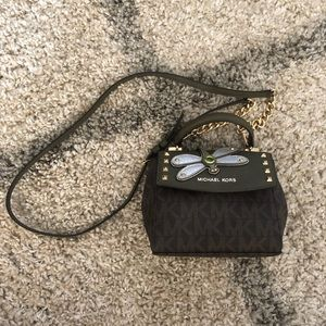 Michael Kors Mini Dragonfly Crossbody